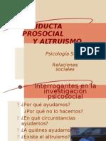 Altruismo (2)