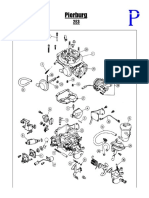 Pierburg 2E3 Components