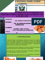 Diapositivas Harina de Camote 1