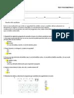 Cuestionario Psico-con Respuestas