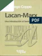 Coppo Diego 2010 Lacan-Marx - Una Introducci 243 n Al Seminario 17 Ed Letra Viva