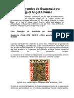 Libro Leyendas de Guatemala por Miguel Angel Asturias.docx
