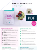 Skinnymint Healthy Eating Guide