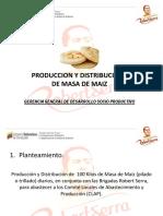 Proyecto Masa de Maiz (2)