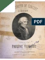 Viardot Quartetto Haydn