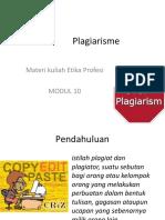 Modul 06 Plagiarisme