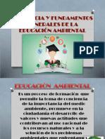 Diapositiva Educación Ambiental. Doc. 007