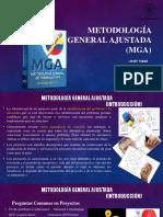Metodología General Ajustada Mga