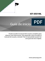 Manual Galaxy Pocket Neo