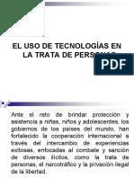 USO DE TECNOLOGÍAS