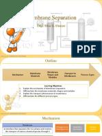 07 Membrane Separation