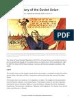Short History of Soviet Union