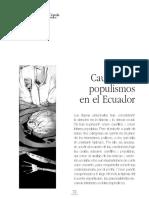 Caudillos y populismos en el Ecuador     Juan J. Paz y Miño Cepeda.pdf
