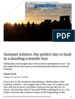 Summer solstice- the perfect day to bas...ientific feat | Science | The Guardian.pdf