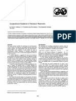 Compositional Gradients in Petroleum Reservoirs