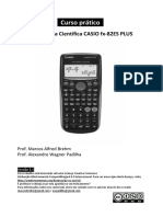 Curso prático Calculadora Científica CASIO fx-82ES PLUS