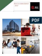 Jll Australian Student Accommodation Market Update 2015