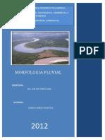 Informe de Morfologia Fluvial