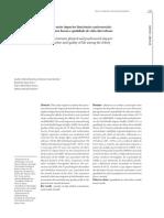Associação entre impactos funcionais e psicossociais das desordens bucais e qualidade de vida entre idosos