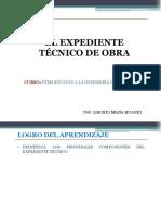 10. EXPEDIENTE TECNICO