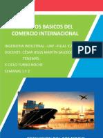 Aspectos Basicos Del Comercio Internacional