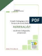38 - Curso Tecnico Integrado de Mineracao 2015