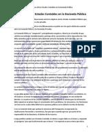 Objetivos de los Estados Contables  en la Hacienda Pública.docx