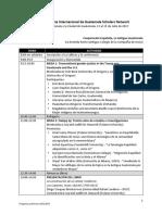GSN Programa Preliminar 2017