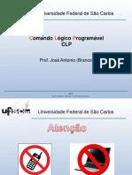 Comando Lógico Programável  CLP