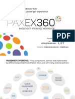 Airlinetrends x LIFT PAXEX360 Workshop1