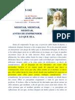 Om-142 Meditar