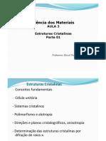 Aula 03 -Estrutura Cristalina.pdf