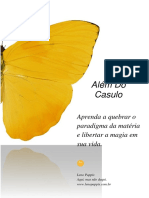 eBook Alem Do Casulo