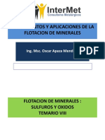 VIII - FOTACION DE SULFUROS Y OXIDOS.pdf