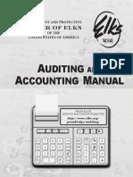 Auditing and Accounting Manual