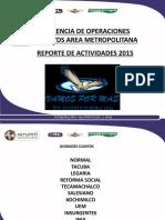 INFORME OPERATIVO CLINICAS FARMACIAS OPTICAS CP HUGO DELGADO ZAMORA