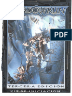 PREVIEW.Shadowrun Kit Inicial [3ed]