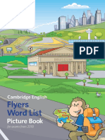 396160 Yle Flyers Word List Picture Book 2018