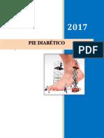 Pie Diabetico-Patologia General