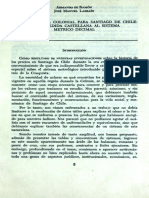 Armando de Ramón - Metrología Colonial