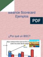 BSC Ejemplo