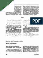 Maquiavelo Contra Sus Mitos Revista Int