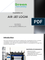1. Air- Jet Loom (suza)