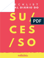 Ritual Diario Do Sucesso