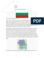 Reino de Bulgaria