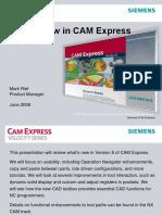 Velocity Cam Express 6