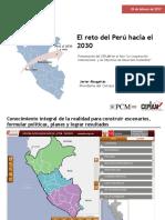 El Reto Del Perú Hacia El 2030 - Foro Congreso 24.02.17
