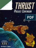 Full Thrust Project Continuum Version 1 1 3 Jan 2016