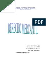 trabajodelderechomercantil-140624192904-phpapp02