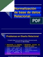BD Normalización